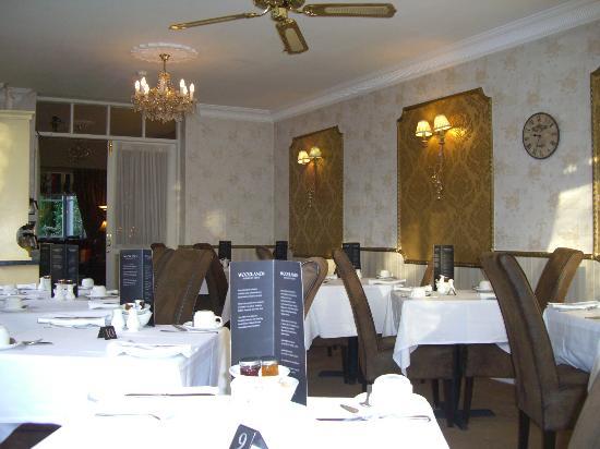 Woodlands Windermere : Breakfast Room