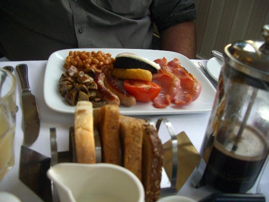 Woodlands Windermere : Fantastic Breakfast