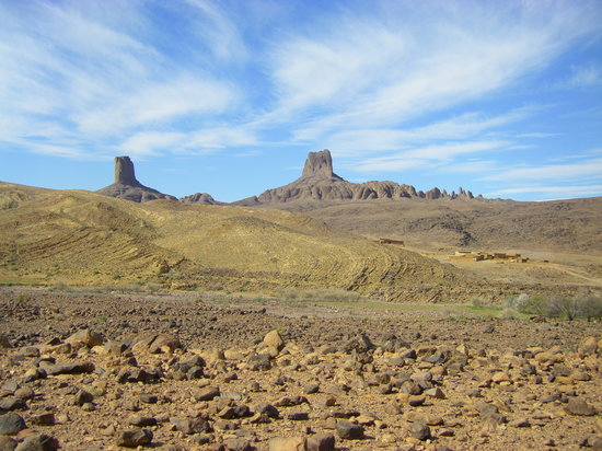 Ouarzazate, Maroc : wunderschön
