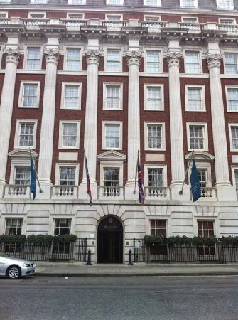 Corrigan's Mayfair: exterior