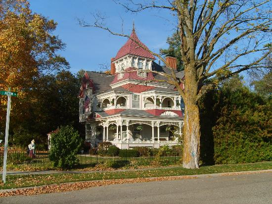 The Grand Victorian B&B: beautiful