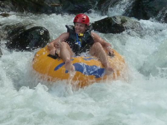 Adventure Tours Grenada - Caribbean : river tubing
