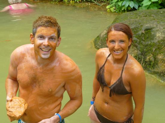 Adventure Tours Grenada - Caribbean: sulphur hot springs