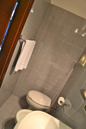 Siena : not comfortable to pee