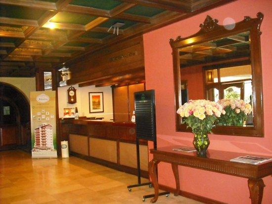 Hotel Sebastian: Lobby