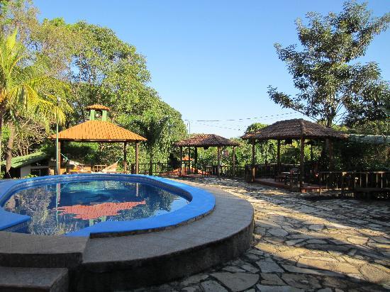 Hotel Selva Verde: Pool area
