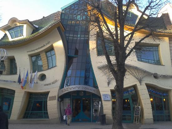 Crooked House Sopot Poland Top Tips Before You Go