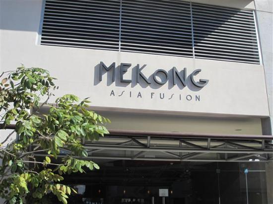 Mekong Asia Fusion: The entrance