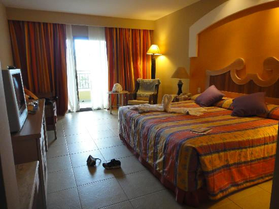 Iberostar Bahia: dormitorio