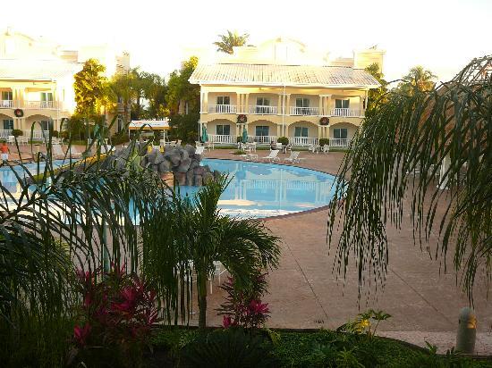 Telamar Resort : vue de la chambre