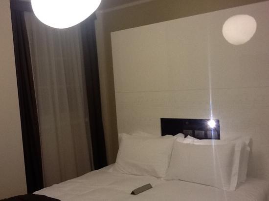 Hotel Coppe: stanza