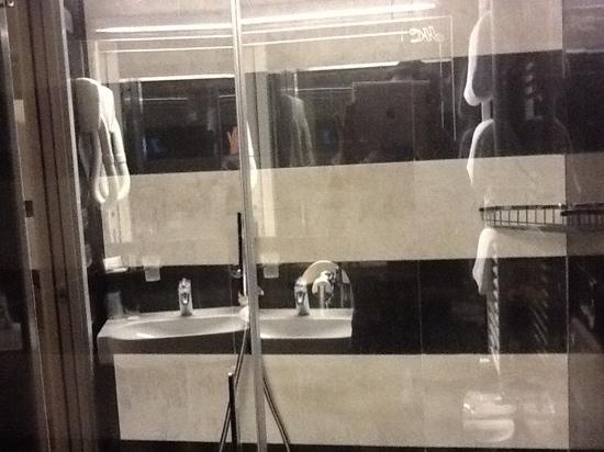 Hotel Coppe: doccia