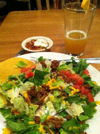Thunder Canyon Brewery: Taco Salad