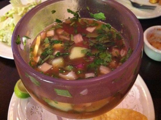 Luibueno's : 冷たいスープみたいな?