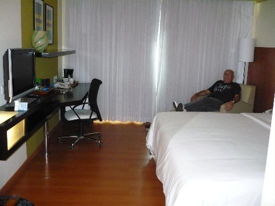 Pestana Caracas Premiun City & Conference Hotel: habitación
