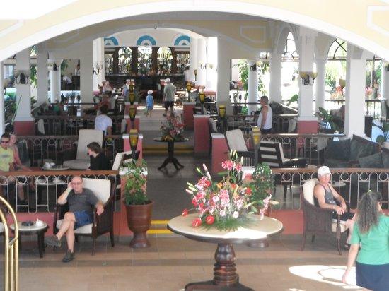 Memories Paraiso Beach Resort : Lobby