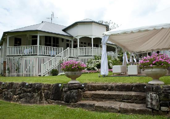 Bangalow Guesthouse: Garden parties and functions
