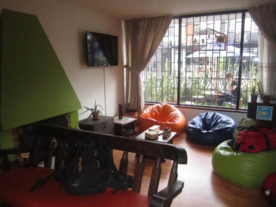 Los Andes Hostel: los andes