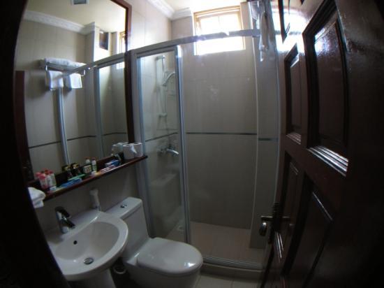 Loona Hotel: restroom