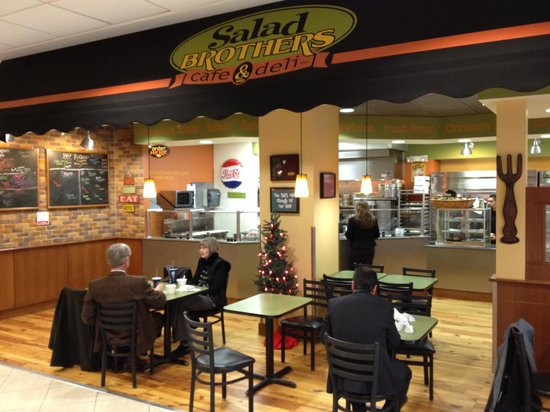 Salad Brothers Cafe & Deli: Salad Brothers Welcome