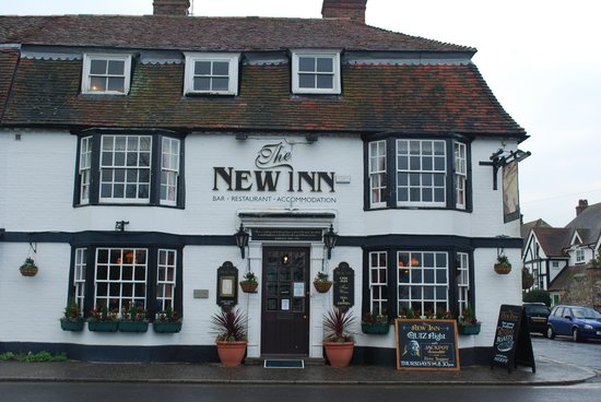 The New Inn - Picture Of The New Inn Pub  Food -8577