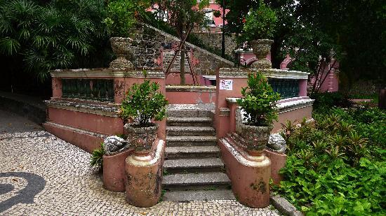 Jardim do Sao Francisco (S. Francisco Garden): Jardim San Francisco (2)