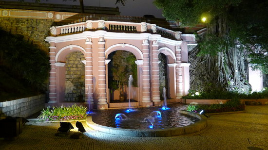 Jardim do Sao Francisco (S. Francisco Garden)
