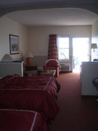 Comfort Suites Chincoteague: Room Facing Balcony