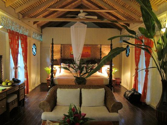 Fond Doux Plantation & Resort: Cinnamon Cottage