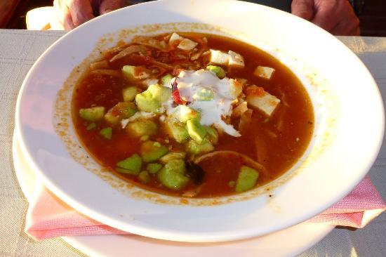 Cilantro's: Tortilla Soup