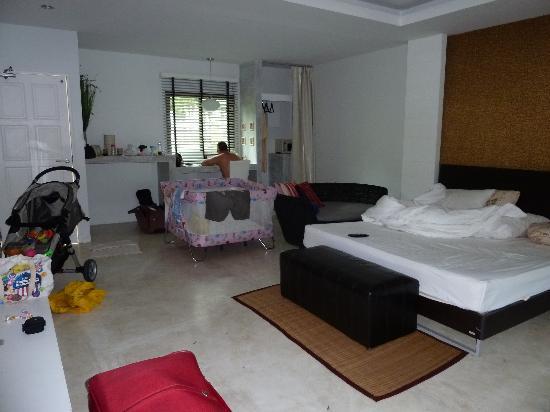 Surintra: Nice big room