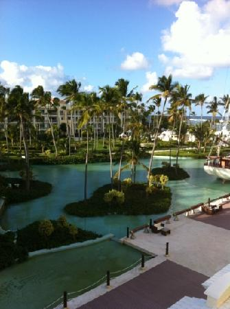 Iberostar Grand Hotel Bavaro: view from balcony