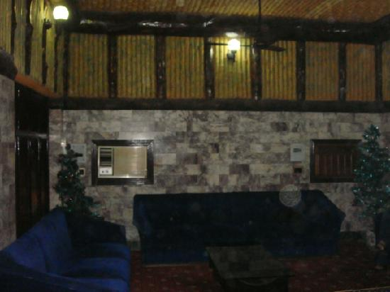 Ranga Mati Tourist Lodge: The hotel reception