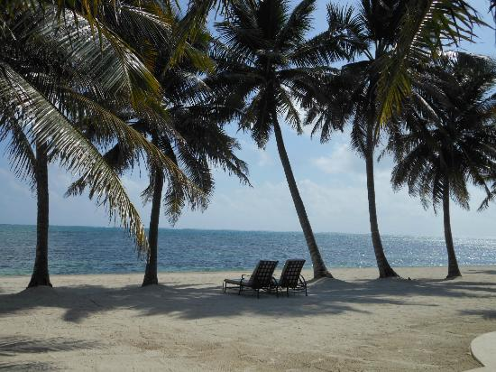 Victoria House Resort & Spa: The beach at Victoria House