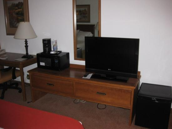Holiday Inn Express San Antonio Airport : in room entertainment