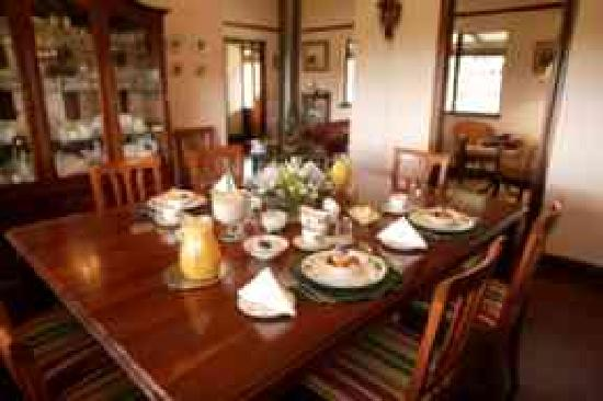 Craythorne Country House : Our Elegant Country Breakfast