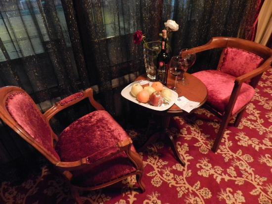 Best Western Antea Palace Hotel & Spa: Nice room service