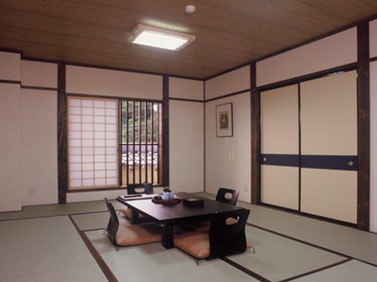 Oyado Yamakyu: 全室和室 ウォシュレットトイレ付