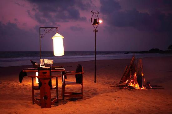 Heritance Ahungalla - Romantic Beach Dinner