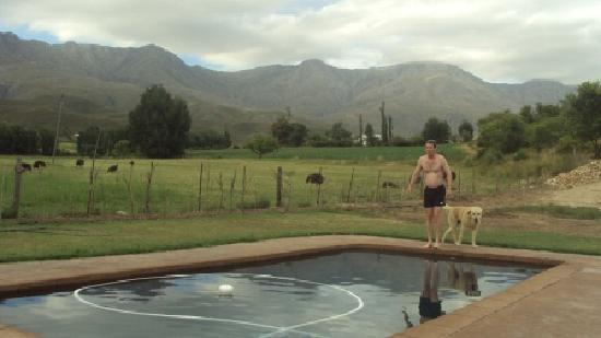 Kruisrivier: The lovely pool