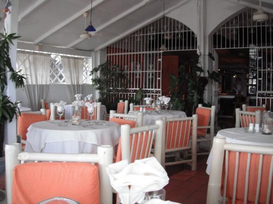 La Mata Rosada: Salle à manger