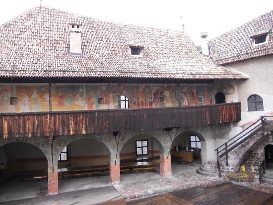 Castel Roncolo - Schloss Runkelstein: CASTEL RONCOLO -BZ-