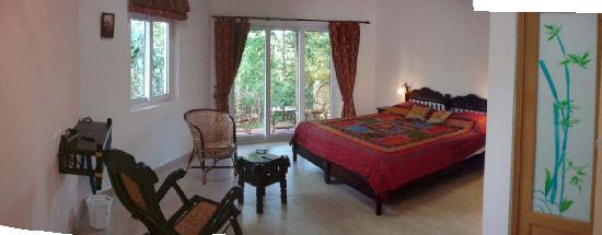 Vishram Village: View of the room