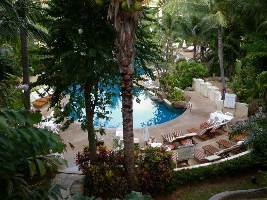 Horizon Karon Beach Resort & Spa: view from balcony