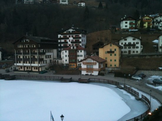 Sporthotel Europa sul Lago: view from the balcony