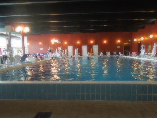 Danubius Health Spa Resort Bük: swimming pool