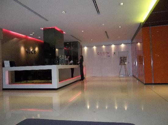 Trinity Silom Hotel: reception