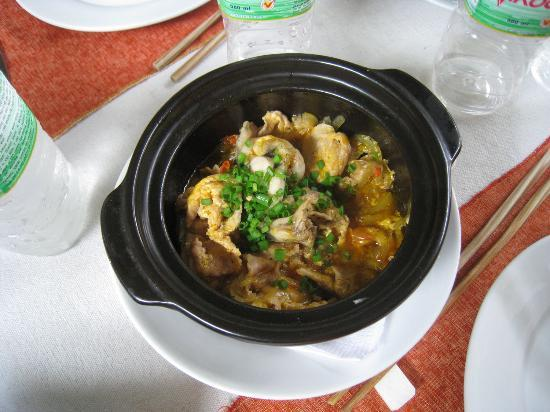 Lanterns Cooking Class: 2nd Course