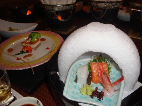 Hotel Futaba: かまくらお刺身