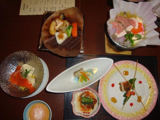 Hotel Futaba: お食事